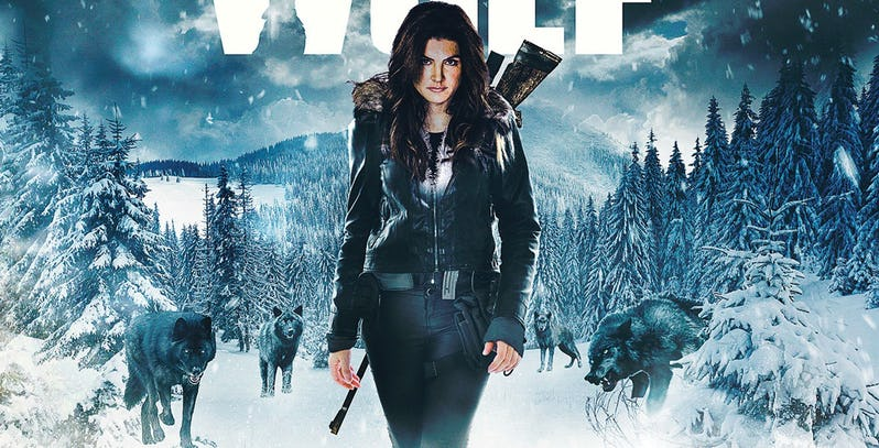 Gina Carano is surviving the wild in this trailer for Daughter of ...