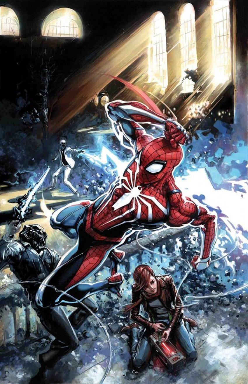 Marvel's Spider-Man City At War #3