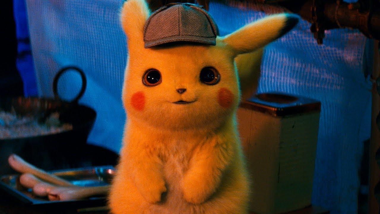 Pokemon Detective Pikachu Review Gotta Catch This Flick