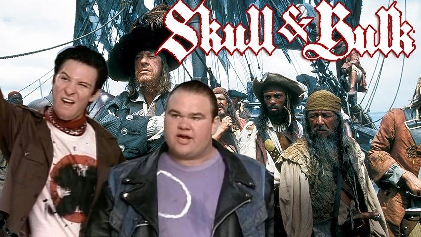 Skull-and-Bulk