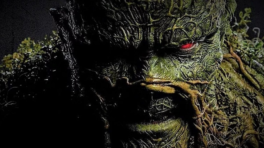 There's something stirring in the dark in the full trailer for DCU's Swamp Thing 2