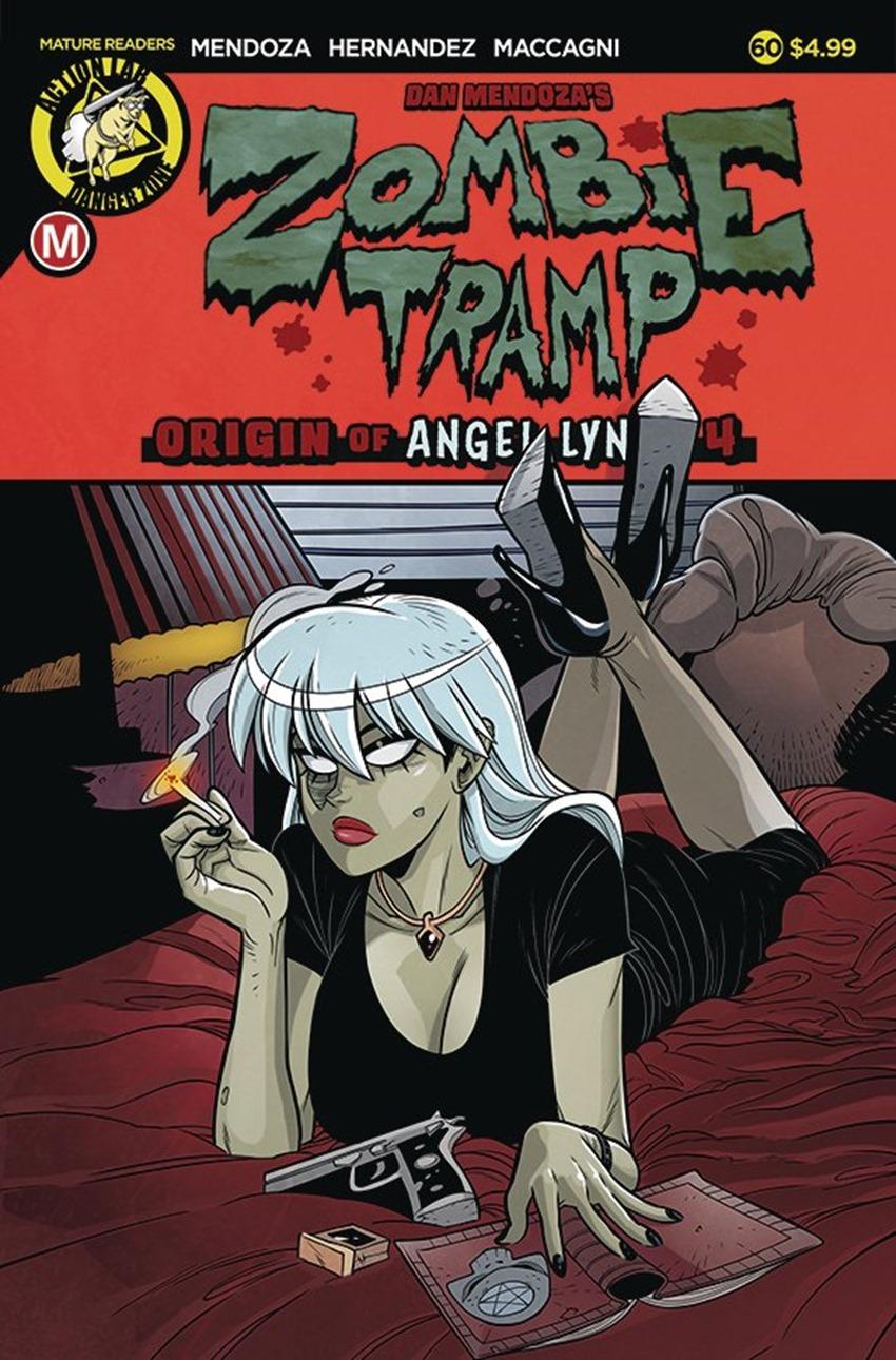 Zombie Tramp #60