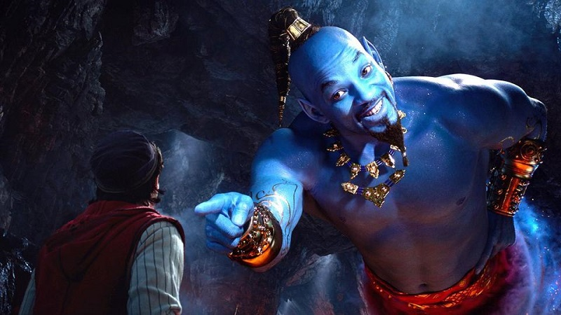 Live-action Aladdin sequel officially in development 3
