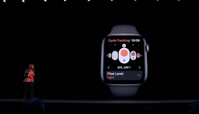 Apple announces new WatchOS 6, aimed at making their watch more independent 10
