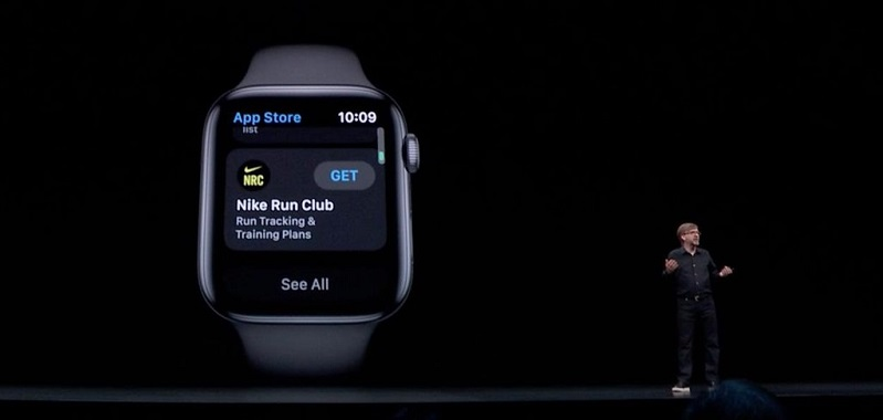 Apple announces new WatchOS 6, aimed at making their watch more independent 8