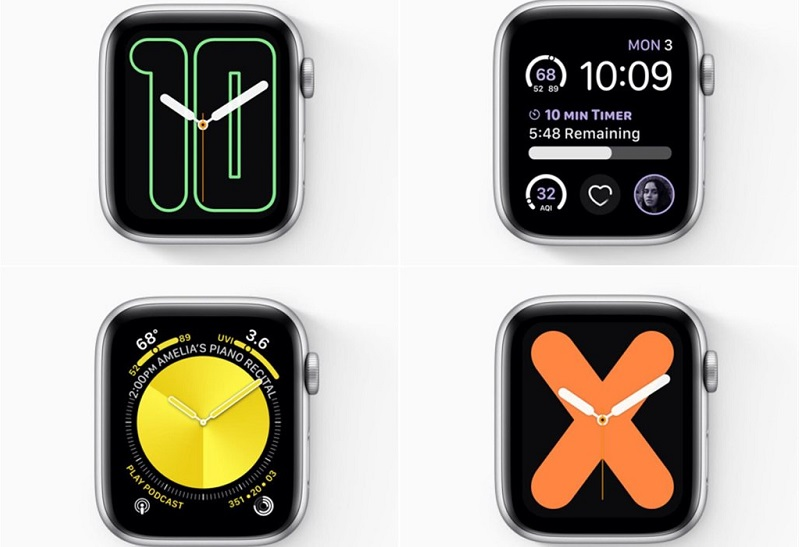 Apple announces new WatchOS 6, aimed at making their watch more independent 7