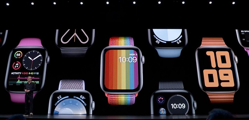 Apple announces new WatchOS 6, aimed at making their watch more independent 6