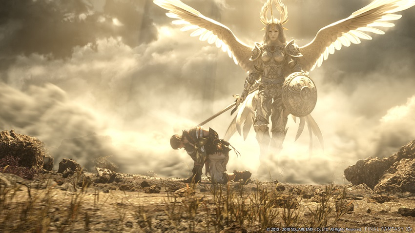 Final Fantasy is being reborn in the realm of TV 3