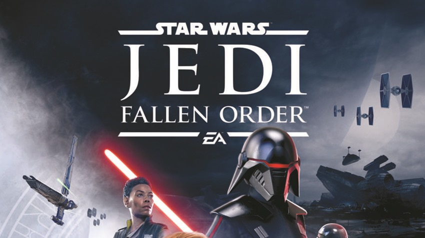 EA Play 2019 - Star Wars Jedi Fallen Order Gameplay Demo