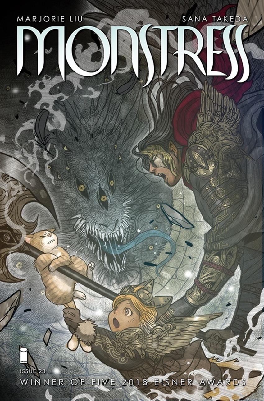 Monstress #23