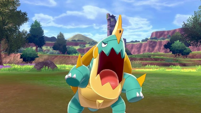 Gamescom Hands-on: Commence battle with your Pokémon Sword and Shield 7