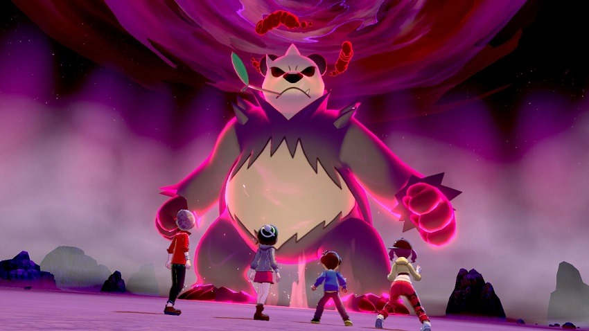 Pokemon Sword And Shield Here S How The Dynamax System Works