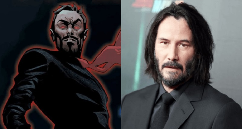 Keanu Reeves may appear in Marvel Studios' 'The Eternals'