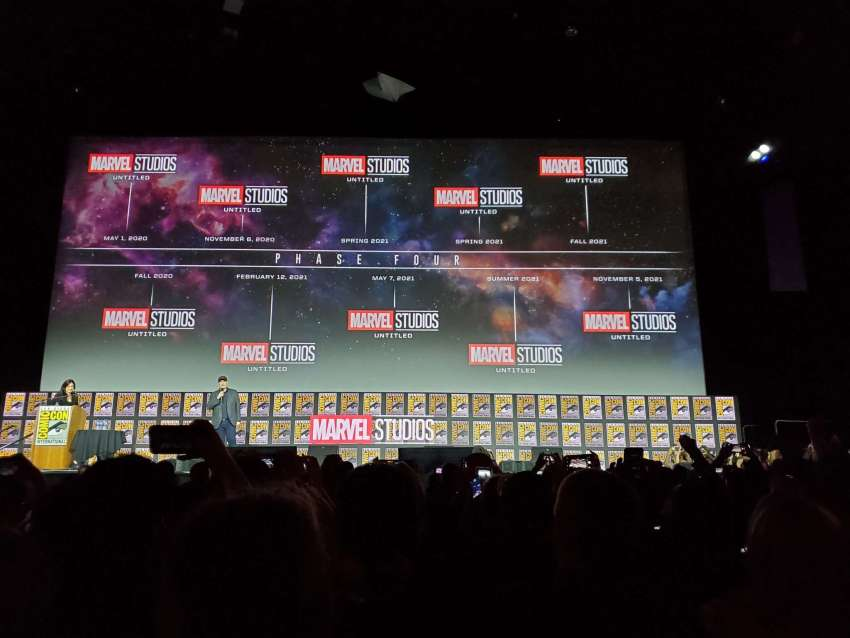 SDCC 2019: Marvel Studios Phase Four lineup includes female Thor, Blade, Shang-Chi and more! 8