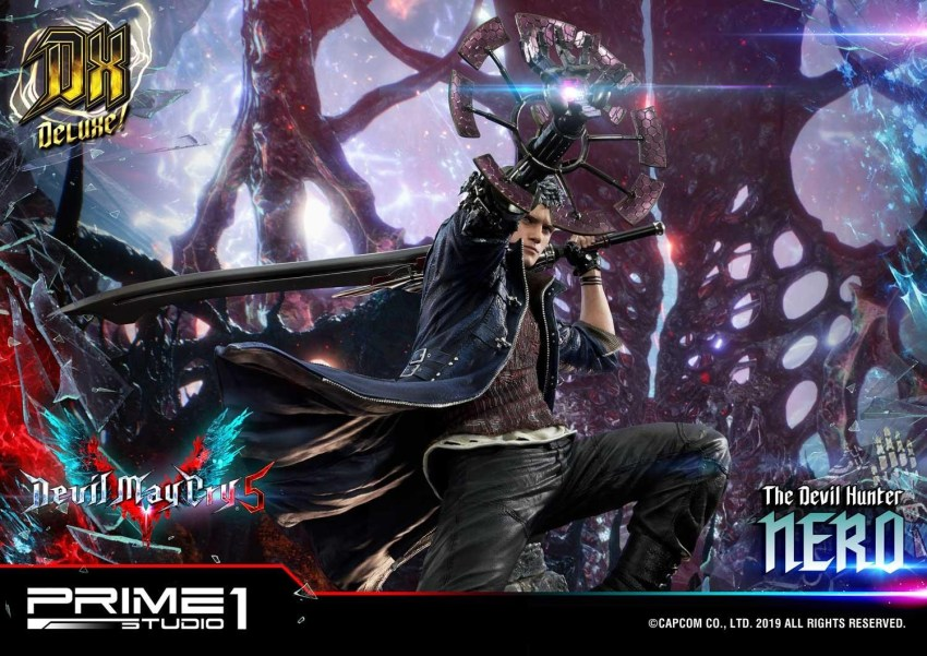 Devil May Cry V's Nero is ready to kick demon ass again in this magnificent Prime 1 statue 59