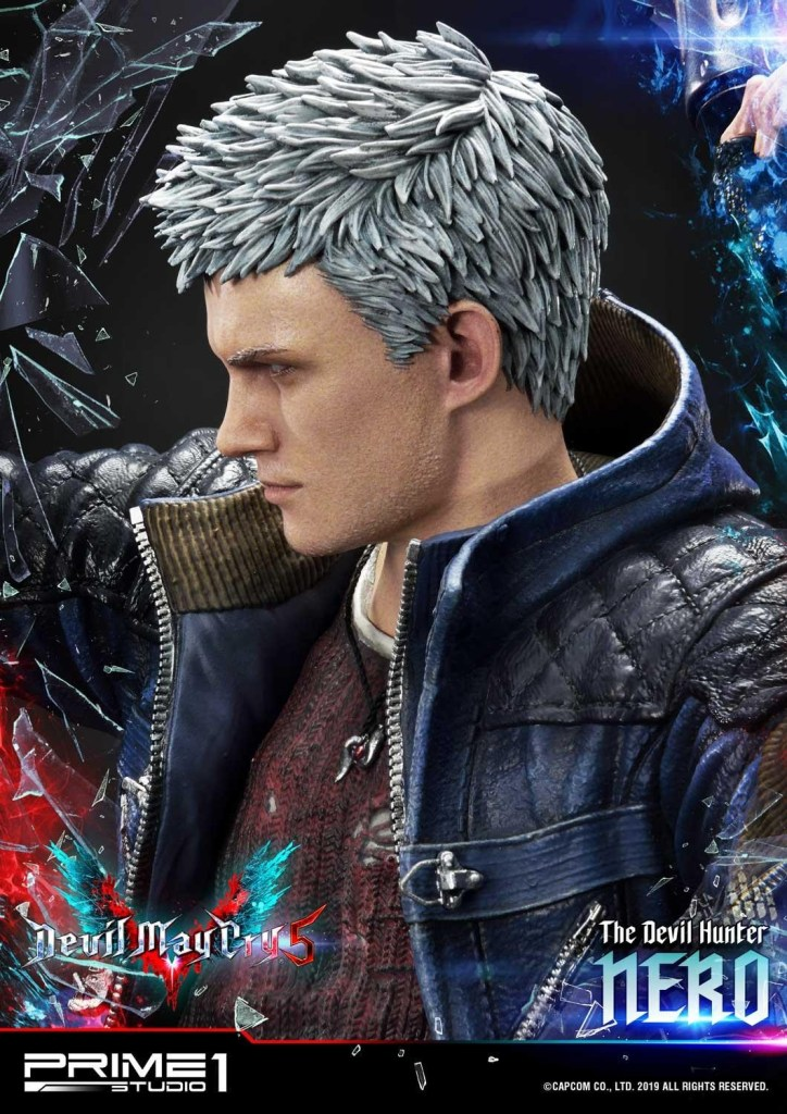Devil May Cry V's Nero is ready to kick demon ass again in this magnificent Prime 1 statue 62