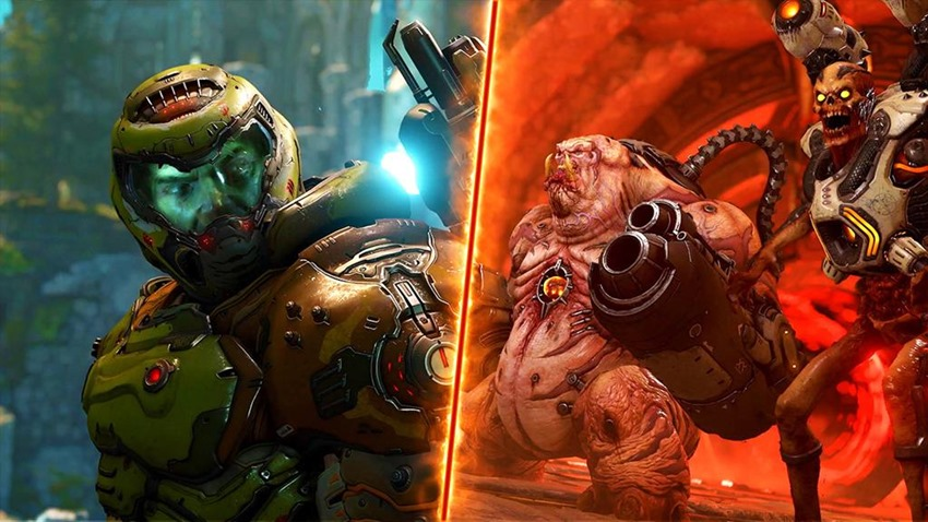 DOOM Eternal Interview | QuakeCon 2019 Exclusive
