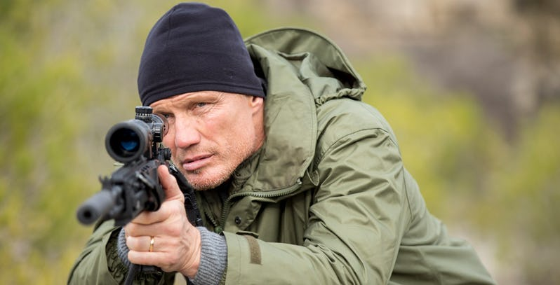 Dolph Lundgren wants justice in this trailer for The Tracker 2