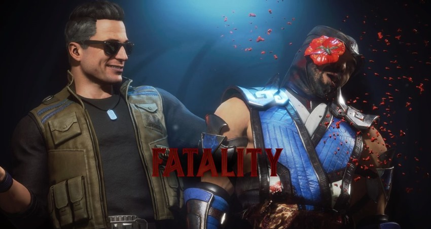The Mortal Kombat movie will include Fatalities
