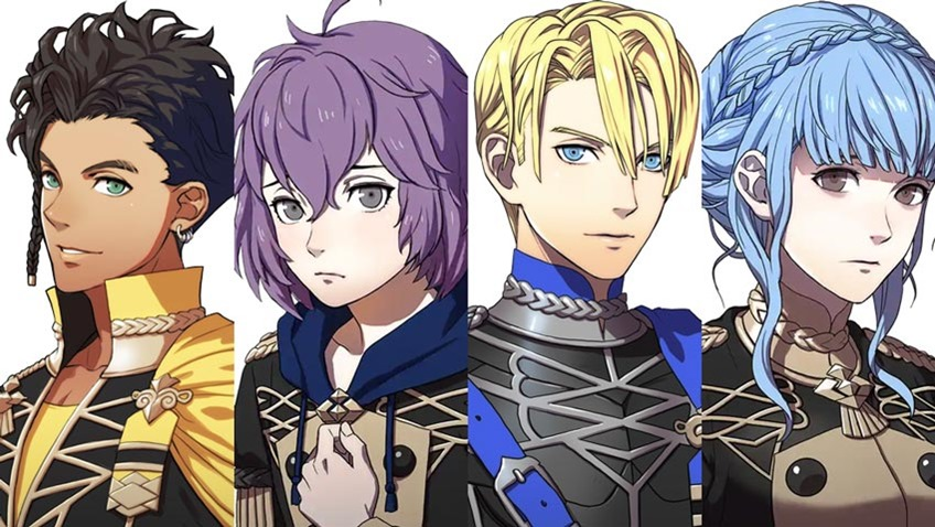 Fire Emblem: Three Houses S-class romance support guide - Every potential relationship listed 2
