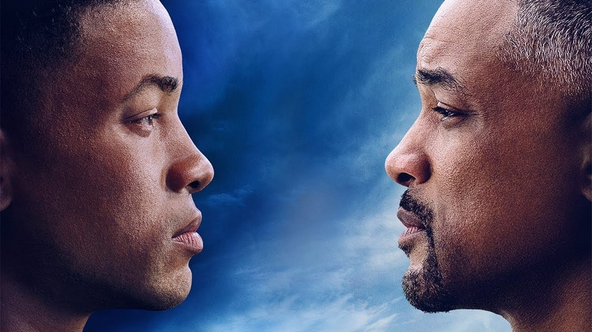 Will Smith's Gemini Man was shot in 4K 3D at 120fps! Watch the new trailer 3
