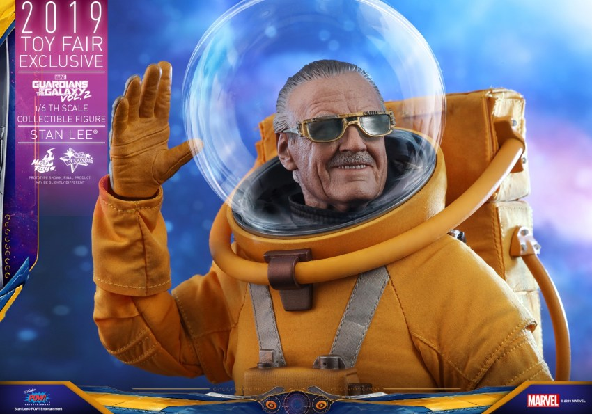 Excelsior! Stan Lee lives once again in this new Hot Toys replica figure 26