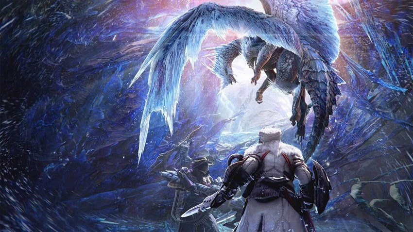 That S A Wrap Iceborne Will Be The Final Expansion For Monster