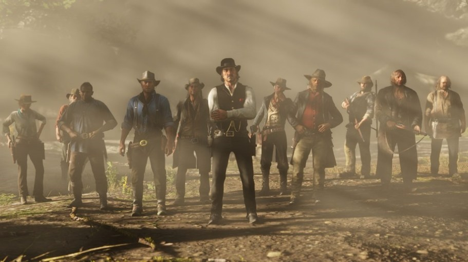 YeeHaw: Information on Red Dead Redemption 2 on PC found in