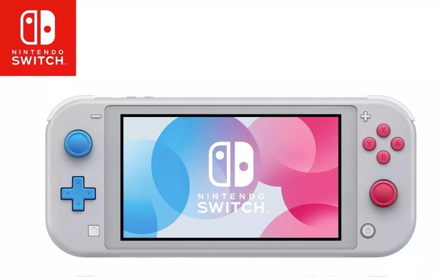 Nintendo Unveils Switch Lite, Coming Sept. 20 for $199
