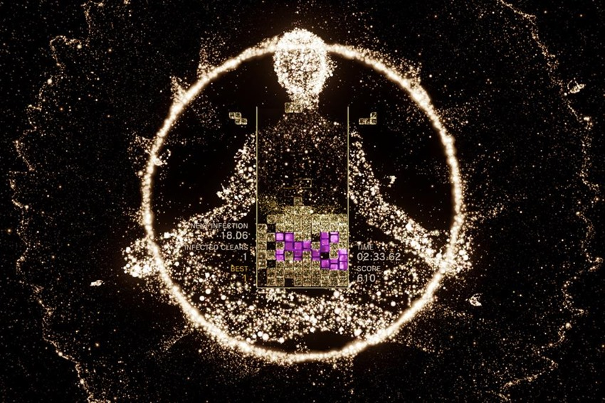 Tetris Effect comes to PC via the Epic Games store next week