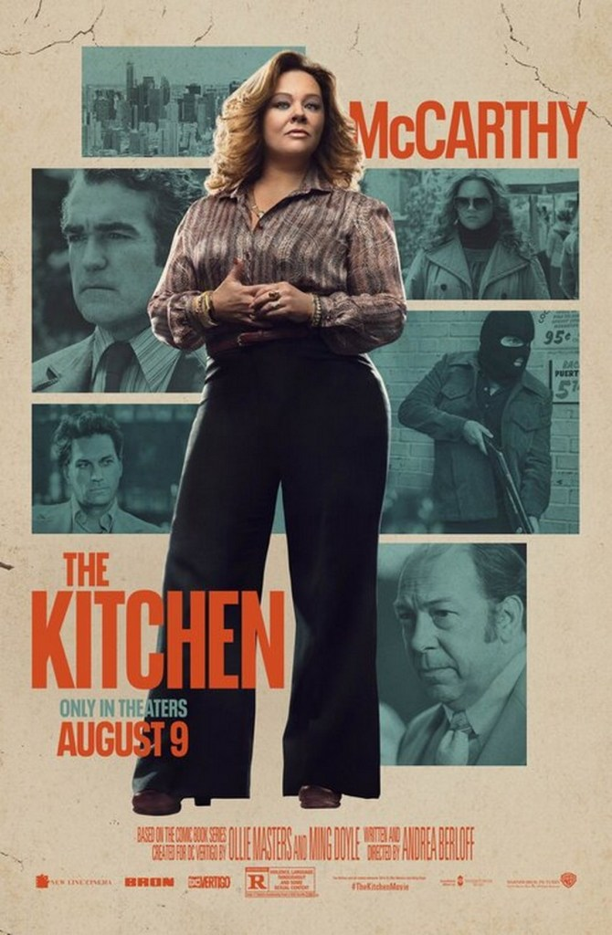 The turf war continues in this new trailer for The Kitchen 6
