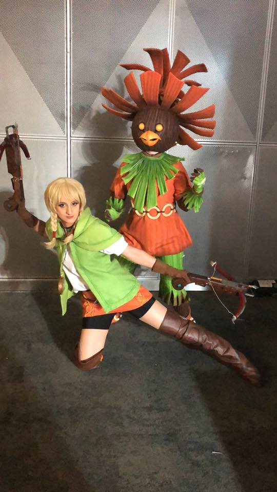 Team South Africa makes it to the Top 8 and the finals of World Cosplay Championship 2019 16