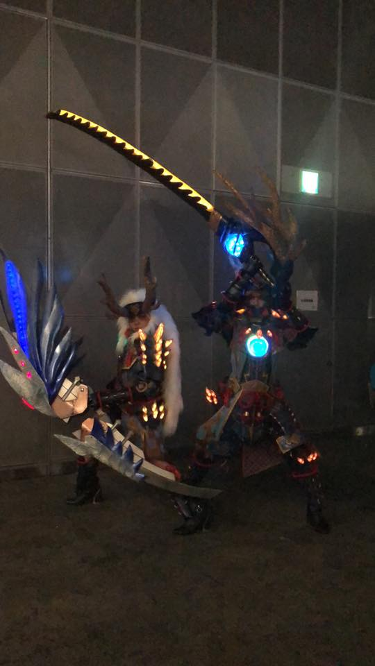 Team South Africa makes it to the Top 8 and the finals of World Cosplay Championship 2019 14