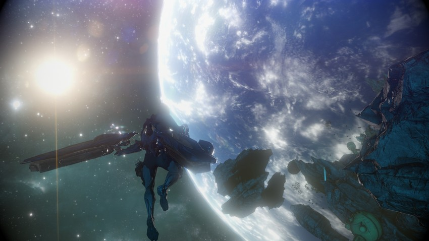 Warframe wants to send you to space for real 2