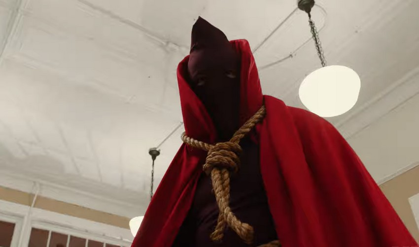 """SDCC 2019: """"Nothing ever ends!"""" Watch the full trailer for HBO's Watchmen series! 2"""