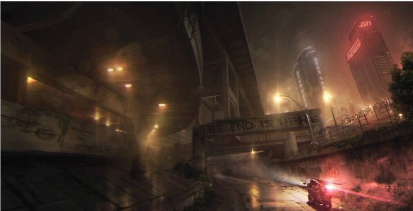 Maybe it's fake, maybe it's real but here's a look at leaked art for the Batman: Arkham Knight game that was almost made 13