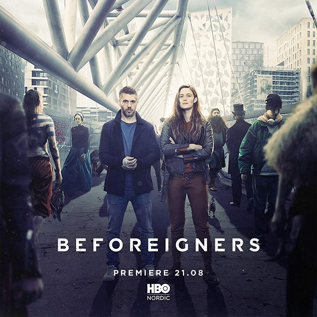 There's a time-travelling conspiracy to unravel in HBO Nordic's sci-fi crime drama series Beforeigners 4