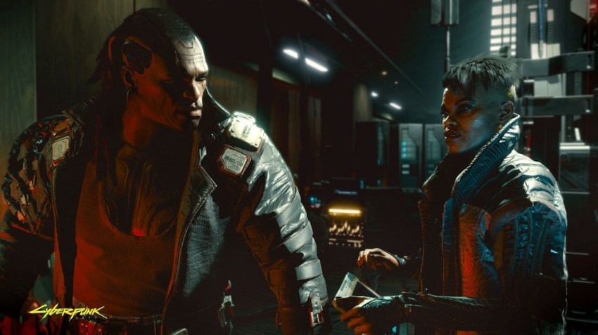 Cyberpunk 2077 at Gamescom 2019 - Wired Choices 10