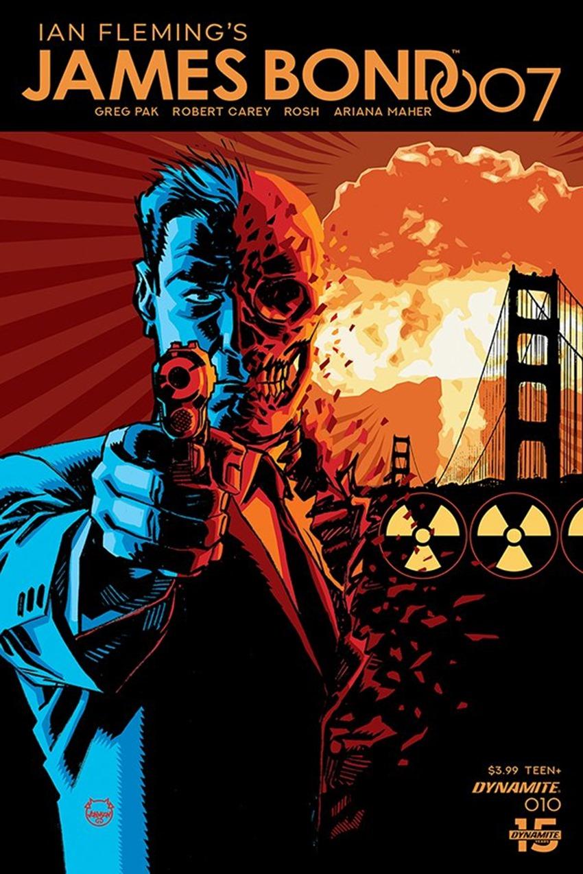 James Bond 007 #10