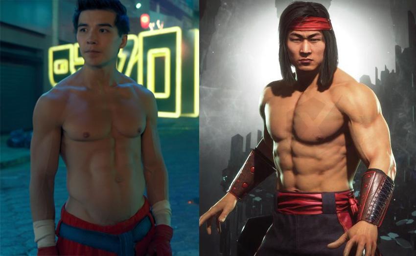 Mortal Kombat Movie Reboot Casts Liu Kang Jax Raiden And