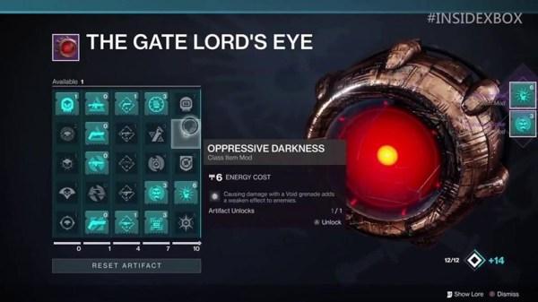 Destiny 2: All Of Sunshot's Perks And Mods