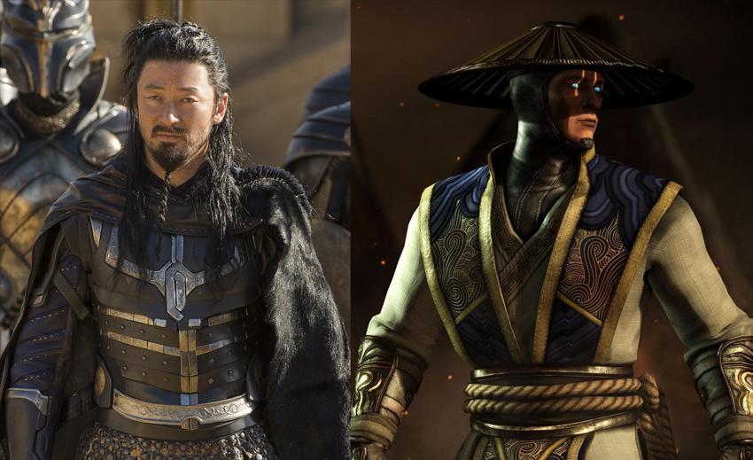 Mortal Kombat movie reboot casts Liu Kang, Jax, Raiden, and Mileena 9