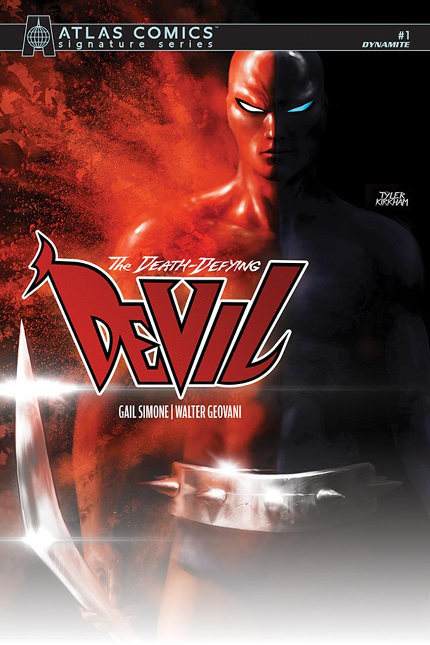 The Death-Defying 'Devil #1