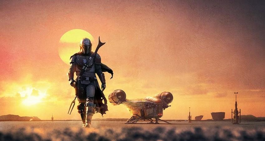 D23: Watch the badass first trailer for The Mandalorian! 3