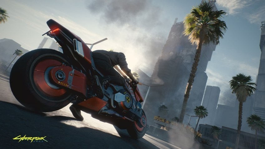 """It'll be at least two years before Cyberpunk 2077's """"triple-A"""" multiplayer launches 4"""