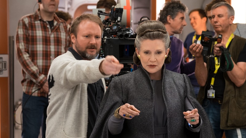 Rian Johnson explains why he made those bold decisions in The Last Jedi 4