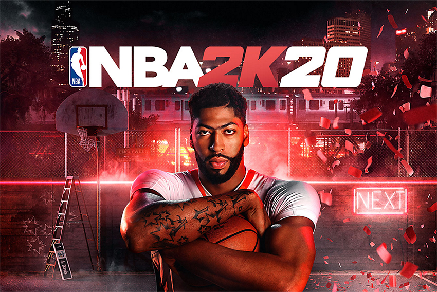 Hands on with NBA 2K20: Bouncing off the Walls 2