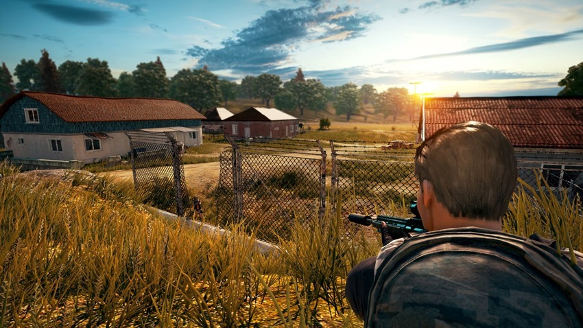 Playerunknown S Battlegrounds Getting Xbox Ps4 Cross Play In
