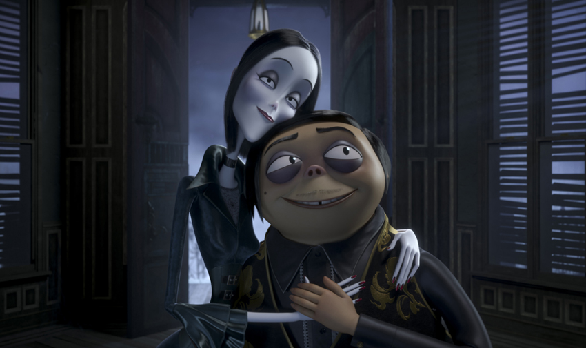 Check out the creepy and kooky first trailer for The Addams Family animated reboot 3