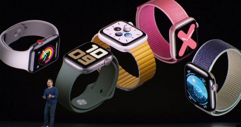 The Apple Watch 5 to feature an always-on display 5